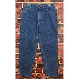 Lee Jeans - Vintage 80's Lee High Rise Mom Jeans 14 Petite
